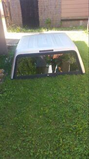 Nissan Navara d22 canopy Wallsend Newcastle Area Preview