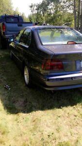 1997 BMW 540i 4.4L V8