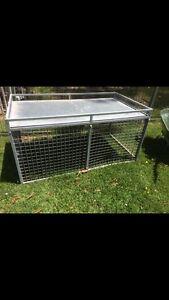 Steel Dog Cage Mornington Mornington Peninsula Preview