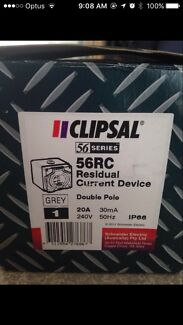 Clipsal 56 series (56RC) residual current device