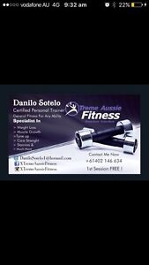 Home Gym and Master Personal Trainer Bankstown Bankstown Area Preview