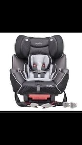 Evenflo symphony carseat cover
