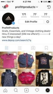 Vintage Clothing!! Polo, Northface, Nautica, Tommy Hilfiger++