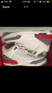 outlet store 656c4 a2728 Katrina   Hall of Fame - Jordan 3