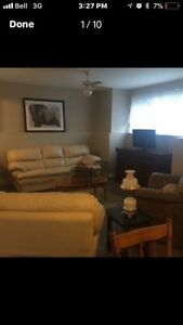All included 2 bedroom basement apartment Marystown
