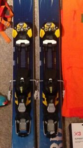 Touring Ski Bindings Atomic Tracker/Salamon Guardian