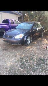 Cobalt Pontiac pursuit