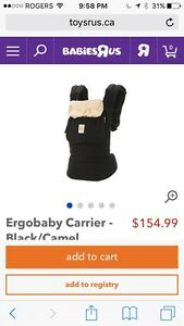 New Ergobaby Carrier