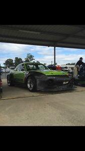 Mazda MX5 TimeAttack Racecar Track 13b SR20 Drift Hope Island Gold Coast North Preview