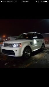 2010 Range Rover Autobiography Sport supercharged