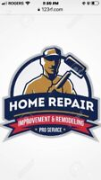 Renovations/Handyman services