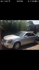 2003 Cadillac CTS low kms