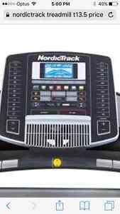 Nordictrack T13.5 Treadmill East Maitland Maitland Area Preview