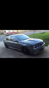 BA XR6 with extras Mallala Mallala Area Preview