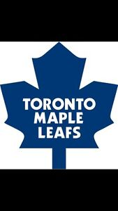 Toronto Maple Leaf Tickets  Windsor Region Ontario image 1