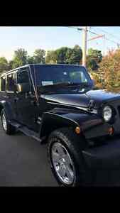 2011 Jeep Sahara Unlimited