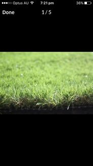Synthetic Artificial Grass Astro Turf - 5/10/20sqm rolls - 40mm Thick