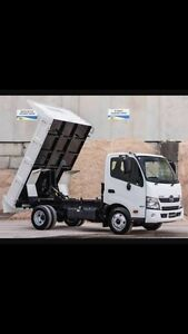 DIY HIRE TIPPER DAIHATSU DELTAS TIGHT ACCESS Sydney City Inner Sydney Preview