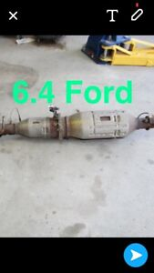 Wanted: Diesel DPF Exhausts & Catalytic Converters