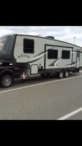 Maple Country Fifth Wheel