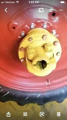 Tractor 9 Bolt Rear Wheel Hub