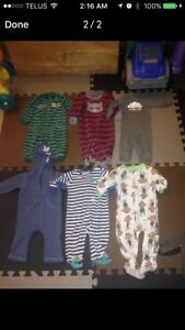 15 piece 6 month baby boy lot