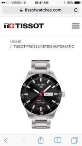Mens Tissot PRS 516 Automatic with Date & Day