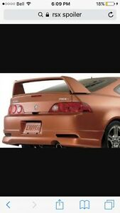 LOOKING FOR RSX SPOILER!!!