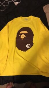 The Bathing ape 100%legit