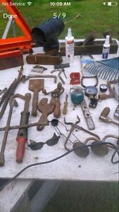 All kinds of New & Old Tools n More!