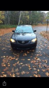 REDUCED for quick sale 05 Mazda 3