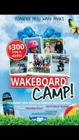 Wakeboarding Summer Camp
