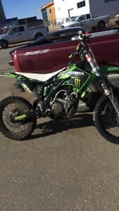 2004 kx250f for trade