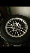 Tyres (wheels/rims) x 4 Avoca Beach Gosford Area Preview