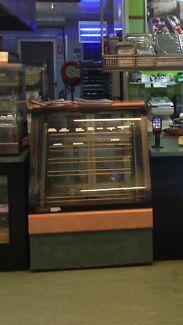 Commercial Coffee Machine Boema . single door fridge  single b Spreyton Devonport Area Preview