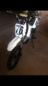 Yx140 dirt bike Roselands Canterbury Area Preview