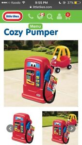 Looking for Little Tikes Cozy Pumper