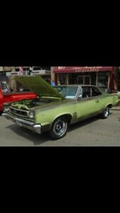 Parting out 1967 AMC Rebel 290