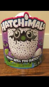 I need a hatchimal . Will trade for oilers vs Los Angeles