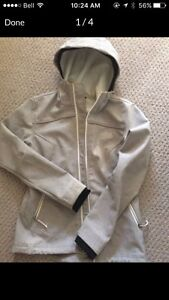 North face jacket - women's small