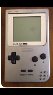 Gameboys & Assorted games