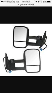 2007-2013 Chevy/GMC Tow mirrors