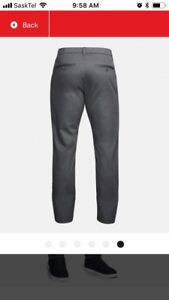 Under Armour chino golf pants