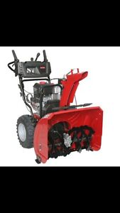 Snowblower - craftsman 27inch /305cc