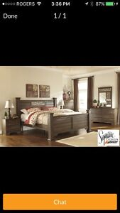 Ashley furniture bedroom set