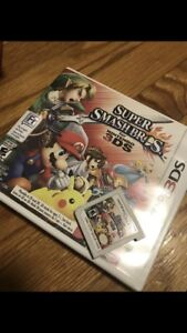 Smash bros. For Nintendo 3ds