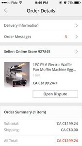 99.9% Egg waffle maker for sale