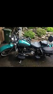 2000 heritage Harley classic - mint condition
