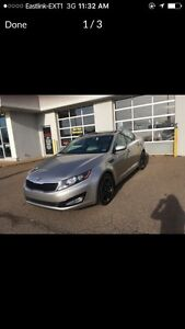 2013 Kia Optima ! Must go !