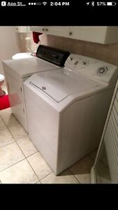 Washer and dryer to sell ASAP